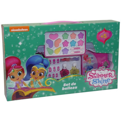 SET DE COSMÉTICA SHIMMER AND SHINE