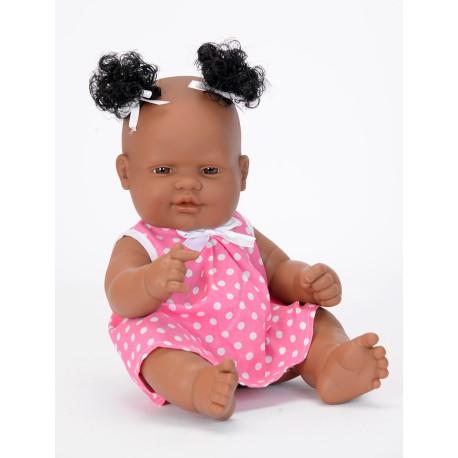 MUÑECA GORDIS COLECCIÓN MANUELA VESTIDO ROSA de la categoría Muñecas Bebé