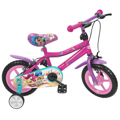 "BICICLETA NIÑA 12"" SHIMMER AND SHINE"