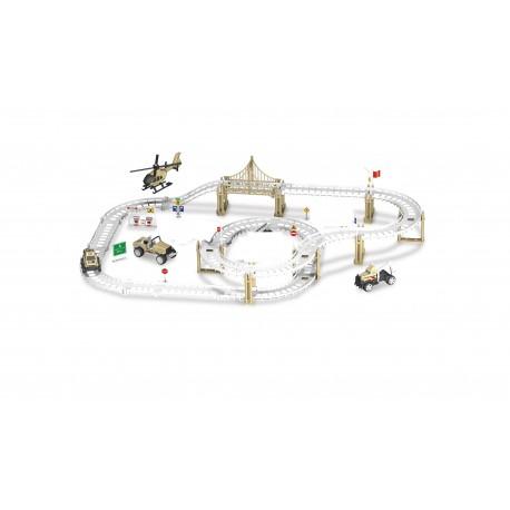 PISTA OPERACION MILITAR de la categoría Coches y Circuitos