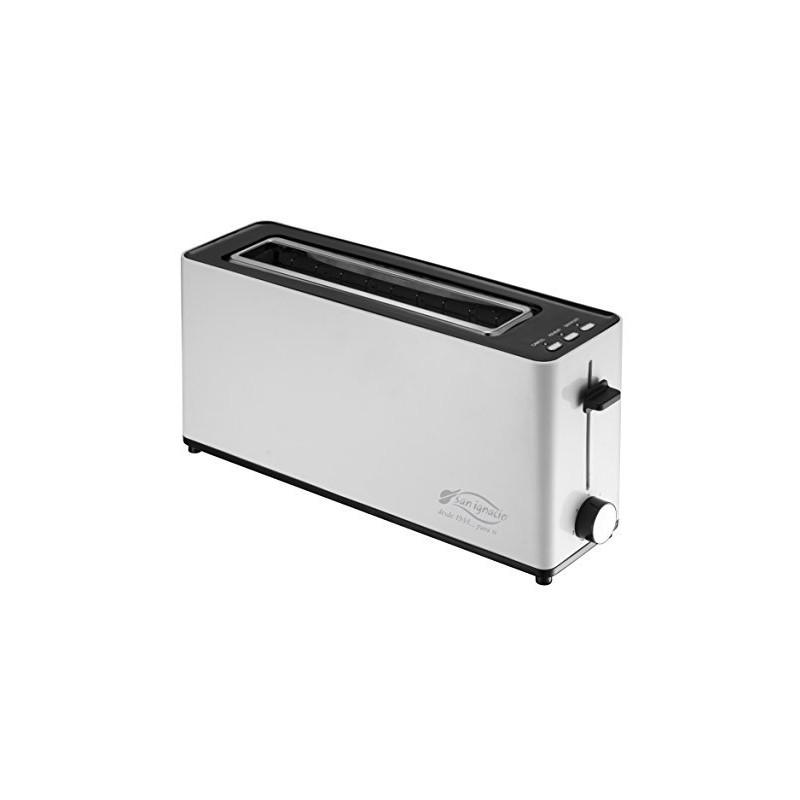 TOSTADOR INOX 900W RANURA ANCHA de la categoría Electrodom. Cocina