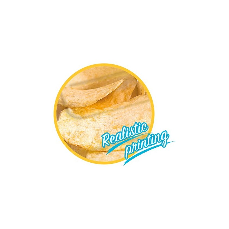 COLCHONETA POTATO CHIPS 178X140CM