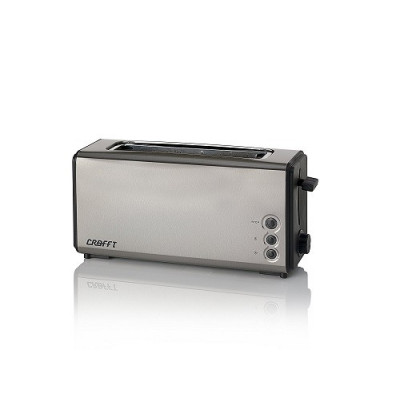 TOSTADOR ACERO INOXIDABLE CRAFFT 1050 WATT