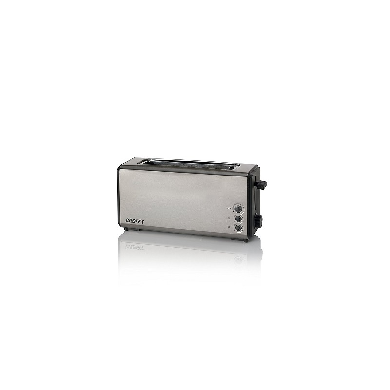TOSTADOR ACERO INOXIDABLE CRAFFT 1050 WATT de la categoría Electrodom. Cocina