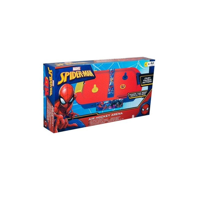 AIR HOCKEY SPIDERMAN EVERGREEN