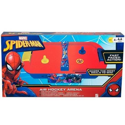 HOCKEY AÉREO DE MESA DE SPIDERMAN de la categoría Spiderman