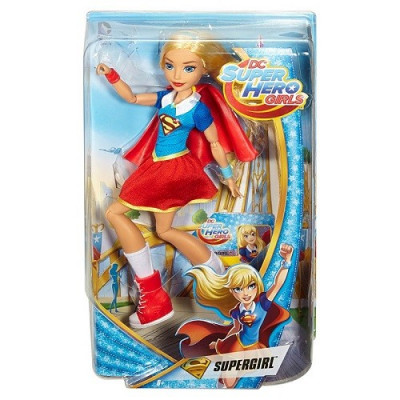 "DC SUPER HERO GIRLS MUÑECA 30 CM ""SUPERGIRL"""