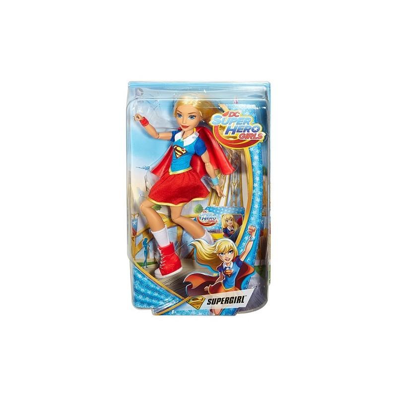 """DC SUPER HERO GIRLS MUÑECA 30 CM """"SUPERGIRL"""" de la categoría Muñecas Modelo"""