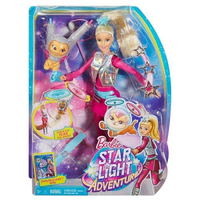 BARBIE STAR LIGHT AVENTURA EN EL ESPACIO