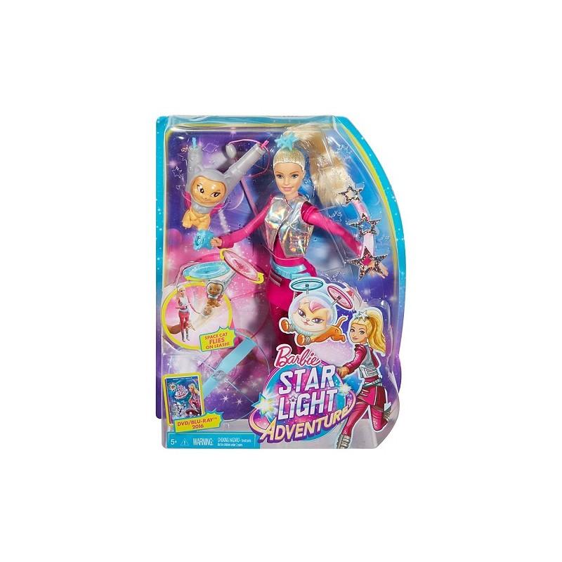 BARBIE STAR LIGHT AVENTURA EN EL ESPACIO de la categoría Barbie