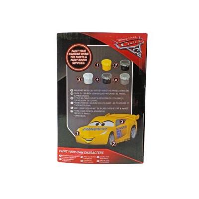 PINTA TUS FIGURAS PACK DE 3 CARS 3