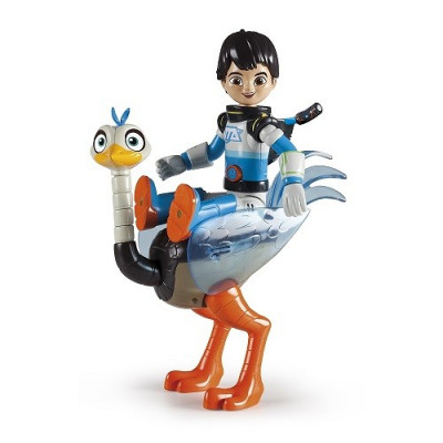 "MILES FROM TOMORROWLAND 10"" FIGURE ASST PK2"