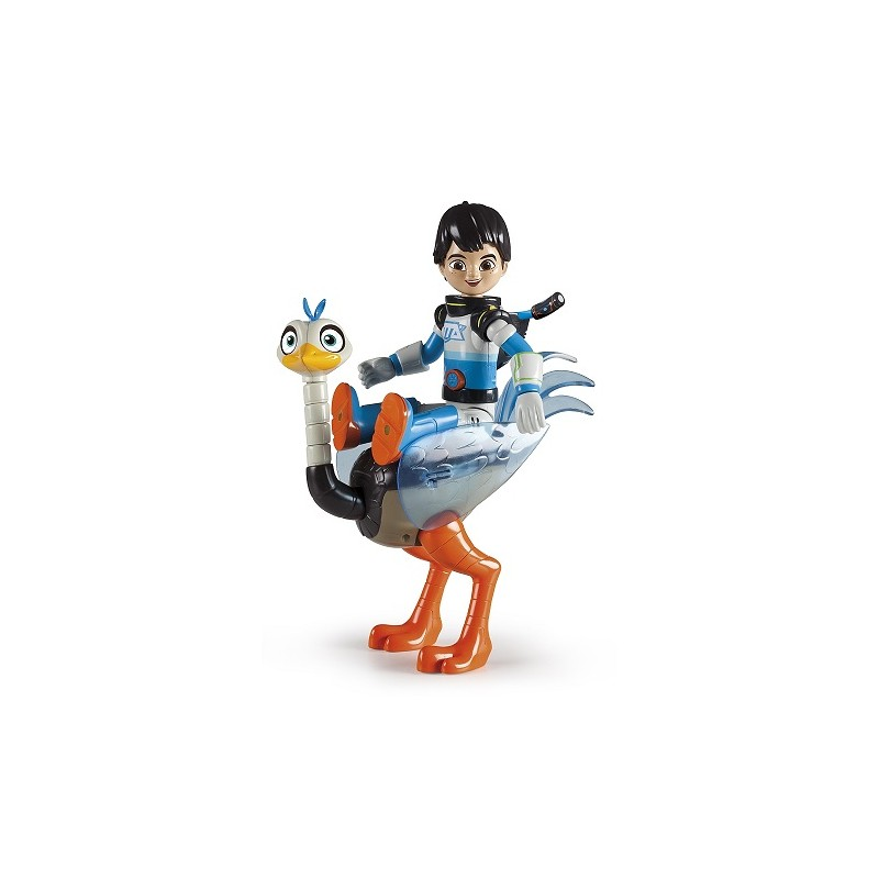 """MILES FROM TOMORROWLAND 10"""" FIGURE ASST PK2"""