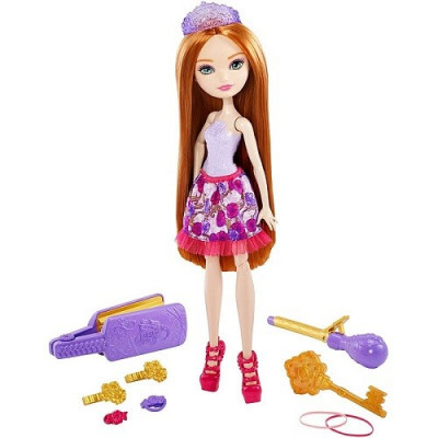 EVER AFTER HIGH HAIRSTYLING HOLLY PK4