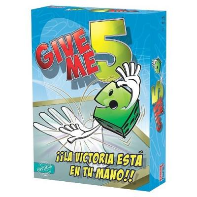 JUEGO DE MESA GIVE ME 5 FALOMIR