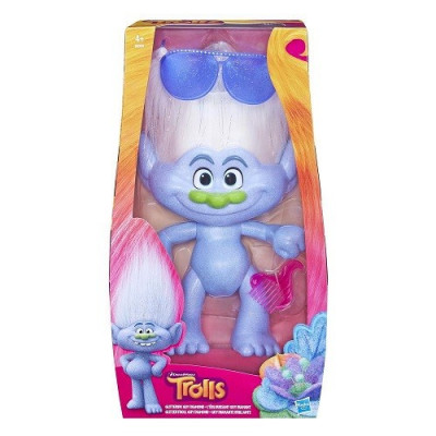 MUÑECO FIGURA GUY DIAMANTE BRILLANTE DE TROLLS