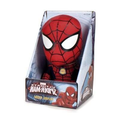 PELUCHE MARVEL CON SONIDO 25 CM. SPIDERMAN de la categoría Spiderman