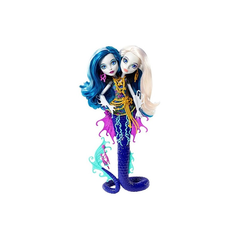 MONSTER HIGH GREAT SCARIER REEF - PERI
