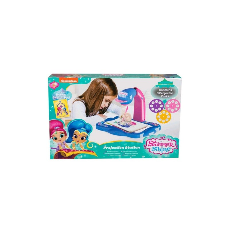PROYECTOR DE SHIMMER AND SHINE