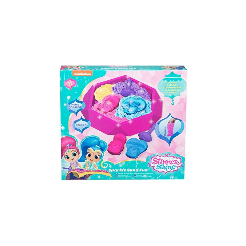 JUEGO ARENA MAGICA DE SHIMMER AND SHINE