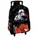 "MOCHILA CARRO INFANTIL CON RUEDAS STAR WARS. ""The last Jedi""."