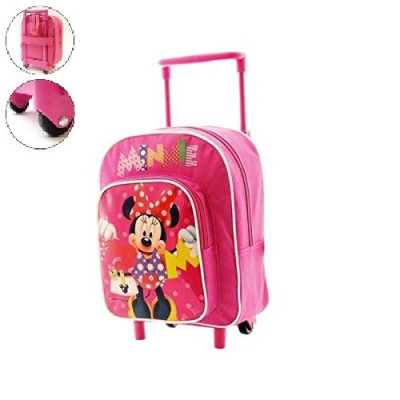 MOCHILA TROLLEY MINNIE