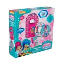 SUPER SET DE BAÑO SHIMMER AND SHINE. HINCHABLES 4 PIEZAS