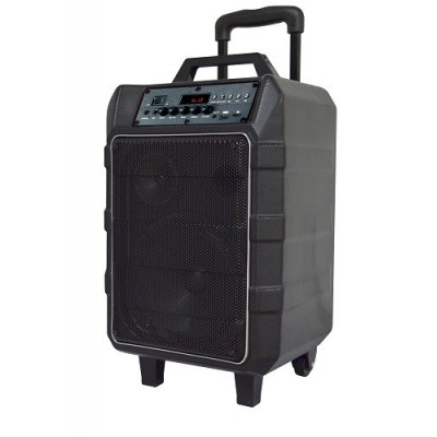 ALTAVOZ TROLLEY 15W CON BLUETOOTH. COLOR NEGRO