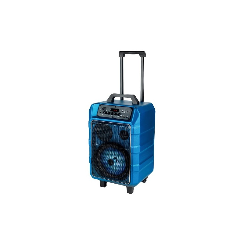 ALTAVOZ TROLLEY 15W CON BLUETOOTH. 2 COLORES DISPONIBLES