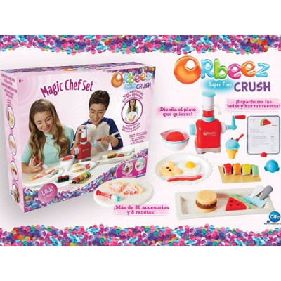 ORBEEZ CRUSH SUPER CHEF