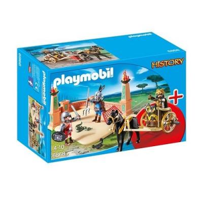 PLAYMOBIL COLECCIÓN HISTORY 6868