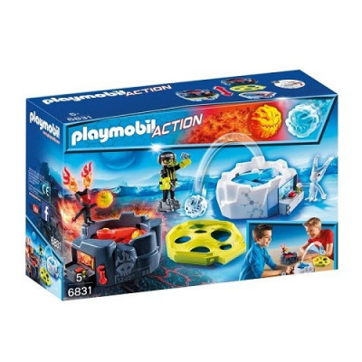 PLAYMOBIL ACTION ESPACIO