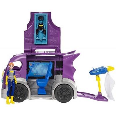 CENTRO DE OPERACIONES MÓVIL DC SUPER HERO