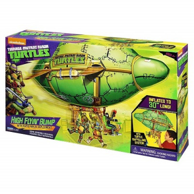 HIGH FLYING BLIMP TORTUGAS NINJA