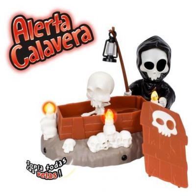 JUEGO ALERTA CALAVERA