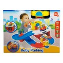 BABY PARKING. PLAYSET GARAGE PARA BEBÉ