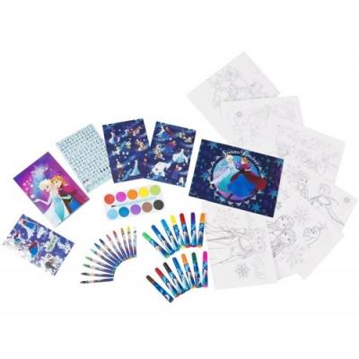 ESTUCHE DE ARTE DE FROZEN. 100 PIEZAS de la categoría Dibujar y Colorear