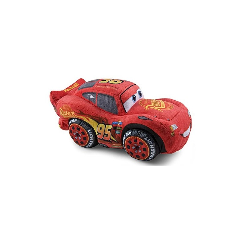 PELUCHE CARS3 RAYO MCQUEEN 45CM
