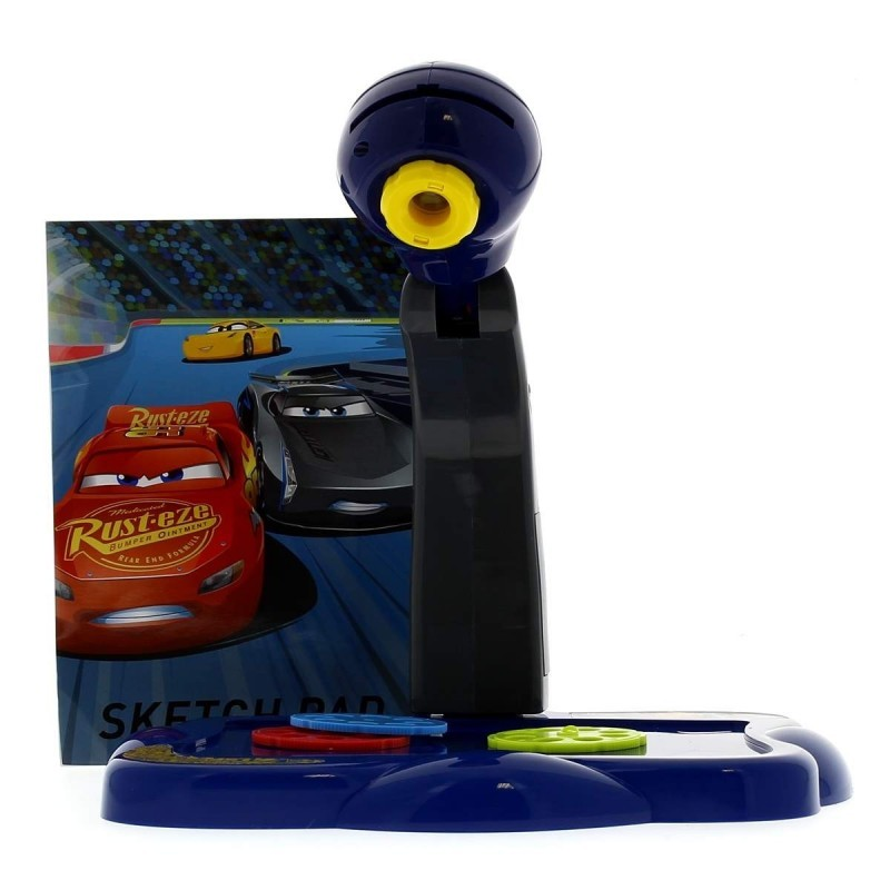 PROYECTOR CARS3