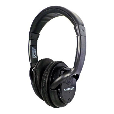 AURICULARES BLUETOOTH GRUNDIG COLOR NEGRO