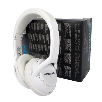 AURICULARES BLUETOOTH GRUNDIG COLOR BLANCO