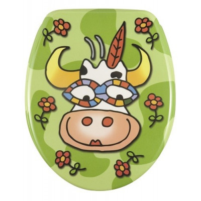 TAPA WC CRACY COW