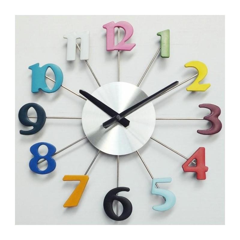 RELOJ DE PARED FANTASÍA MOD. 01 de la categoría Decoración Relojes