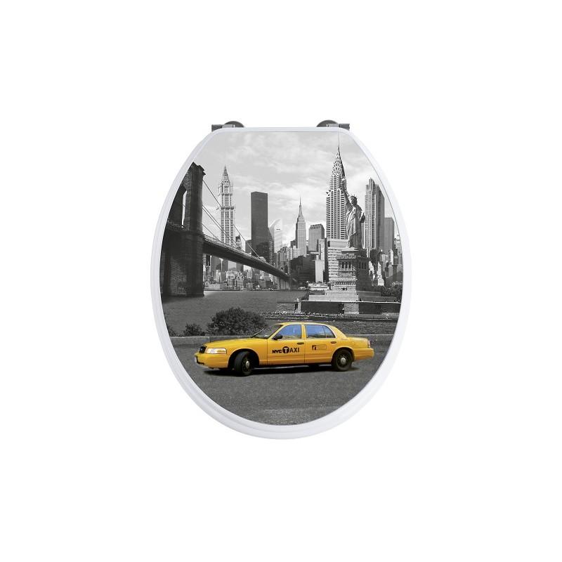 TAPA WC 3D YORK