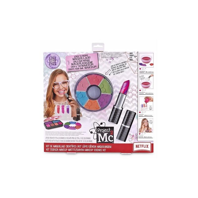 KIT DE MAQUILLAJE CIENTÍFICO. PROJECT MC2 DE NETFLIX de la categoría Bisutería y Maquillaje