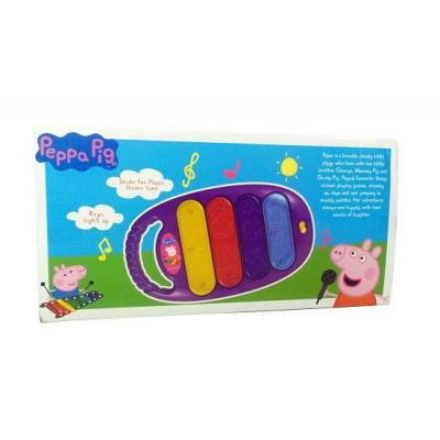 XILÓFONO LUMINOSO DE PEPPA PIG de la categoría Musicales
