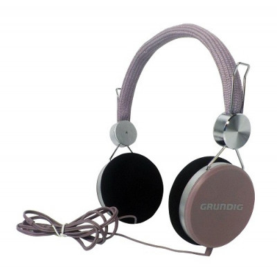 AURICULARES STEREO GRUNDING COLOR LILA