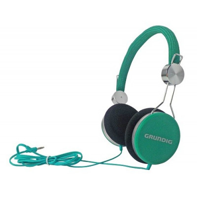 AURICULARES STEREO GRUNDING COLOR VERDE