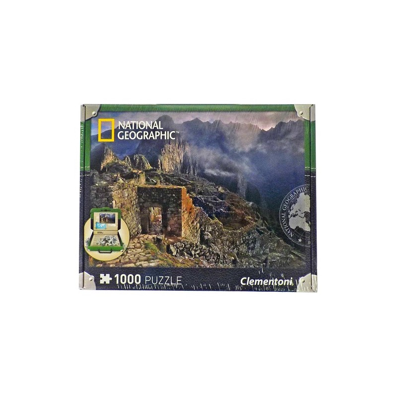 PACK 2 PUZZLES 1000 PIEZAS DE CLEMENTONI. PACK Nº 1