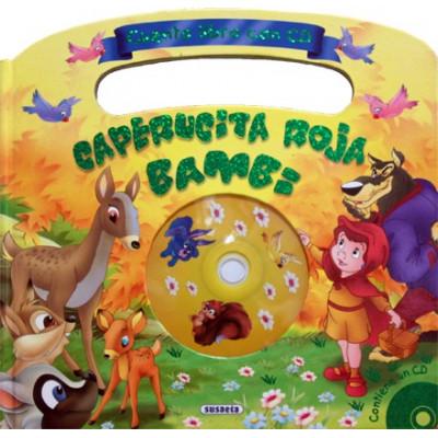 PACK 3 CUENTOS CON CD LA CASITA DE CHOCOLATE